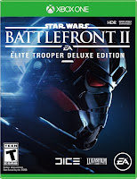 New Games Star Wars Battlefront Ii Pc Ps4 Xbox One