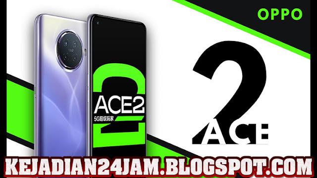 Oppo Rilis Ace 2 5G Yang Punya Layar 90Hz