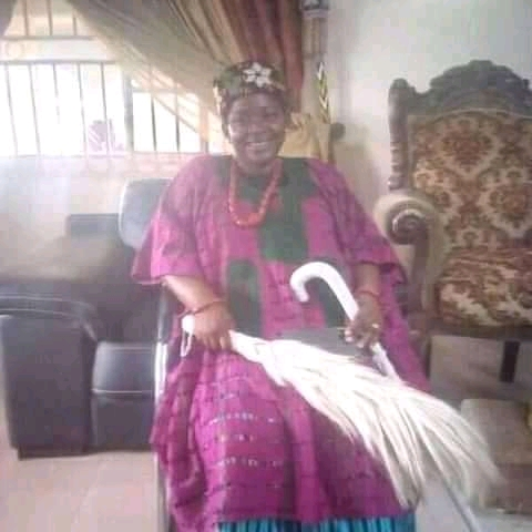 Princess Mofebisola Oyebade Installed As Regent In Ogotun Ekiti.