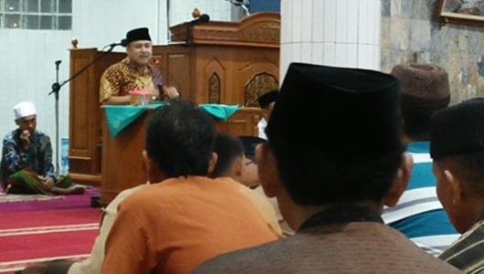 Difitnah Penista Agama, Wahyu: Saya Ini Ketua Masjid