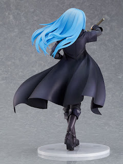 Figura de Rimuru Tempest de That Time I Got Reincarnated as a Slime.