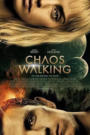 Chaos Walking (2021) Hindi Dual Audio 350MB WEBRip 480p