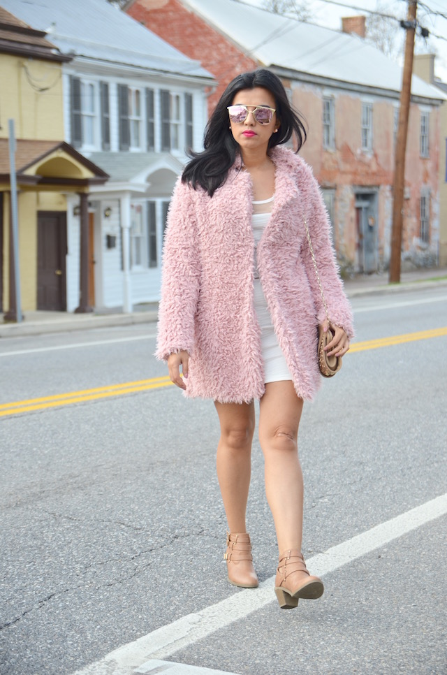 Cozy Day in Rose Quartz