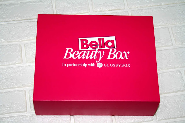 The GLOSSYBOX x Bella Beauty Box 2019