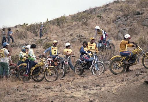 La Peña Motorista Gran Canaria, introdujo el ttial a las islas a principios de los años 70
