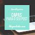 #ParaBlogueiras: Capas para o seu post!
