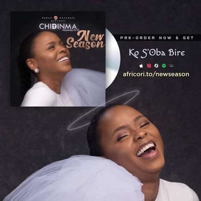 Download Ko soba bire by Chidinma Mp3, Video And Lyrics