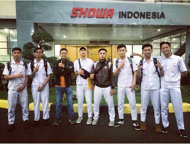 Lowongan kerja PT Showa Autoparts Indonesia Jobs,  Operator Workshop