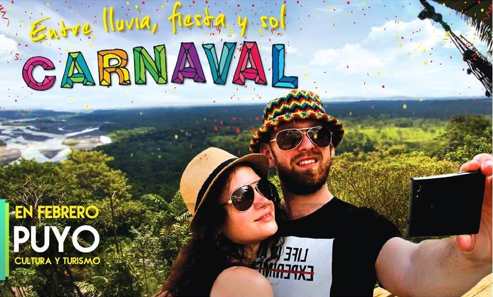 Programa completo Carnaval en la ciudad de Puyo 2017