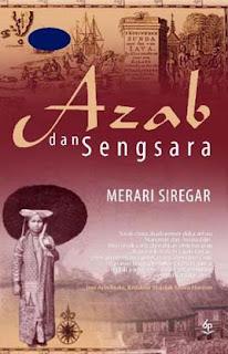 Sampul Novel Azab dan sengsara