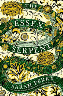 The Essex Serpent by Sarah Perry book cover