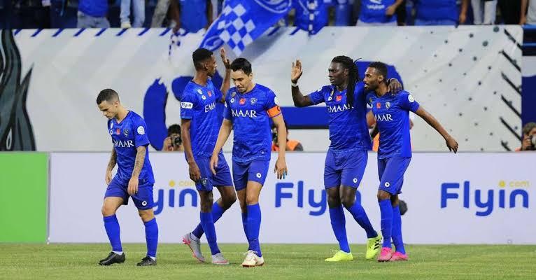 نتيجة مباراة الهلال والرائد بتاريخ 31-08-2019 الدوري السعودي