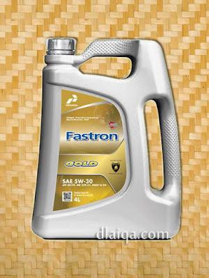 oli mesin - Fastron Gold 5W-30 SN