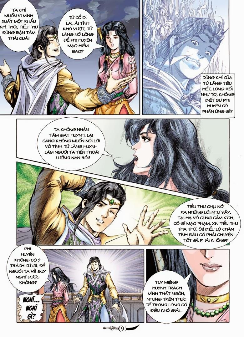 Đại Đường Song Long Truyện chap 150 - Trang 9