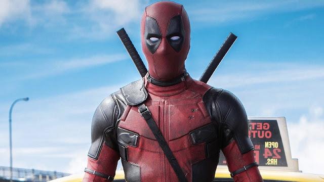Deadpool/Ryan Reynolds