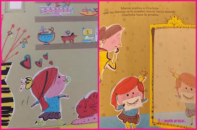 Los chupetes de Charlotte, libros infantiles, libros, SM, club de lectura, libros para niños, quitar el chupete
