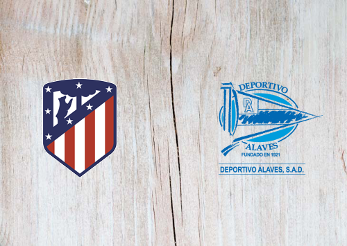 Atletico Madrid vs Deportivo Alavés -Highlights 27 June 2020