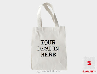 Personalized Canvas Tote Bag Philippines