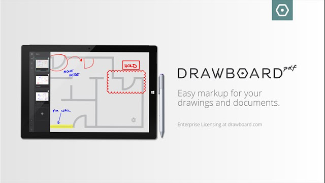 Drawboard windows apps