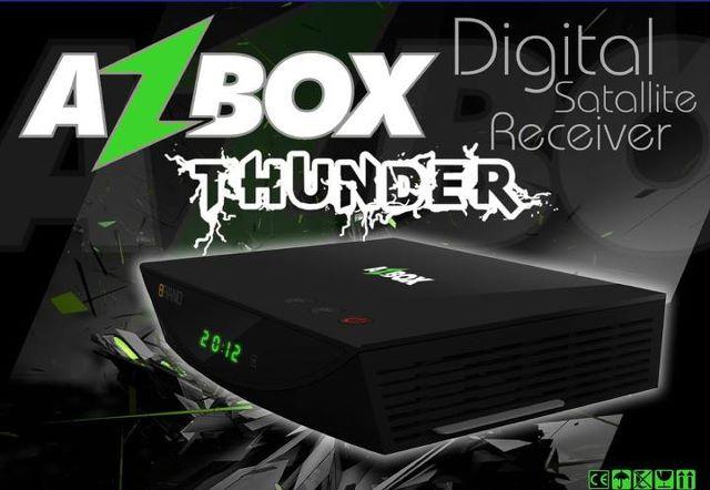 RECOVERY AZBOX THUNDER SAIR DO AZGOLD SEM SOLDA - 08-04-2016