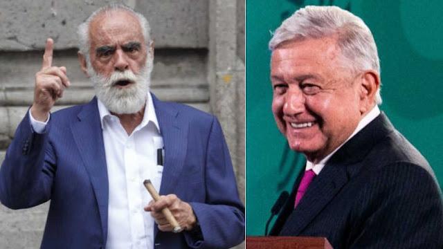 """¡Échele ganas Presidente! No seas mediocre, Diego Fernandez tunde a AMLO"