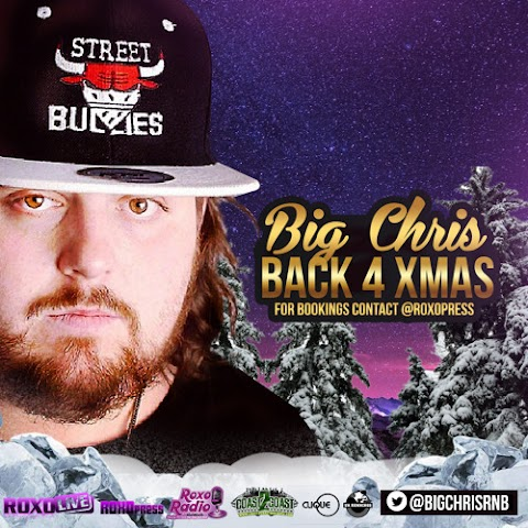 "Listen to Big Chris' personal holiday song ""Back 4 Xmas"""