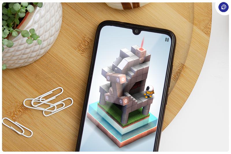 Get Unique 3D Puzzles With Mekorama.