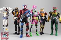 SH Figuarts Shinkocchou Seihou Kamen Rider OOO TaToBa Combo 65