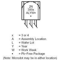 NPN Transistor 2N3904 Datasheet for General Purposes