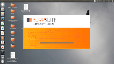 How to tamper data of a website using Burp Suite