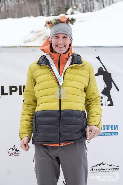 Победитель Андрей Думчев
