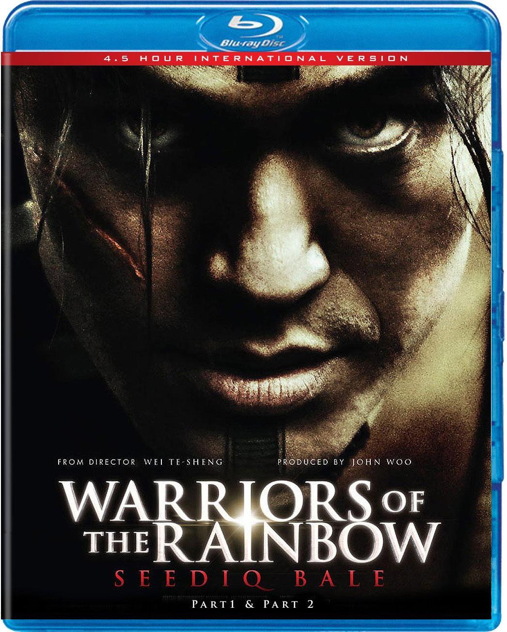 Warriors Of The Rainbow Tribe: I, Write, Riot: Warriors Of The Rainbow: Seediq Bale