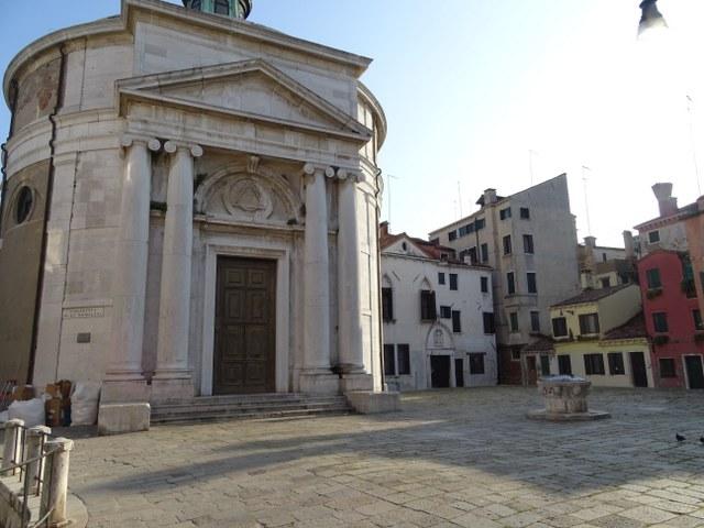 Iglesia Maria Magdalena Venecia