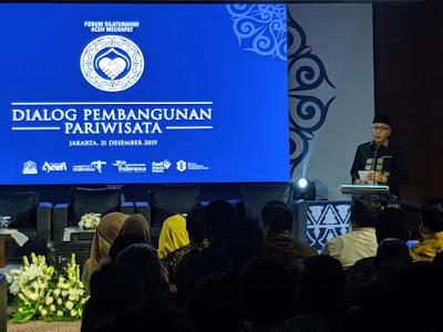 Ir. Nova Iriansyah sebagai pelaksana tugas (Plt) Gubernur Aceh
