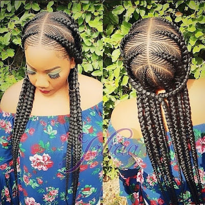 Latest Braid Hairstyles in 2020