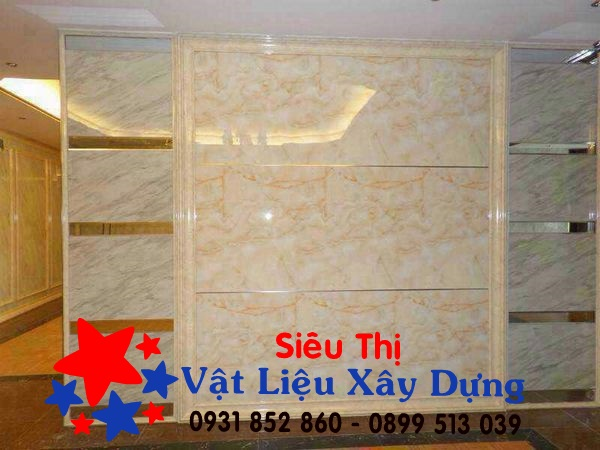 Tấm ốp nhựa PVC Vân Đá Cẩm Thạch - Yes Build
