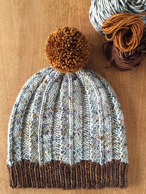 Feathered Hat - Free Pattern