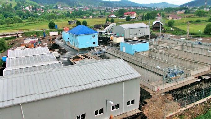 ACET Suceava, 90.000 lei amendă pentru lipsa avizelor de mediu la stațiile de epurare din Vatra Dornei, Gura Humorului și Siret