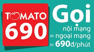 GÓI CƯỚC TOMATO690