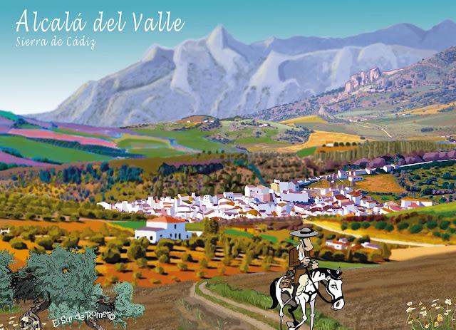 "<img src=""Alcalá del Valle.jpg"" alt=""Alcalá del Valle en dibujo""/>"