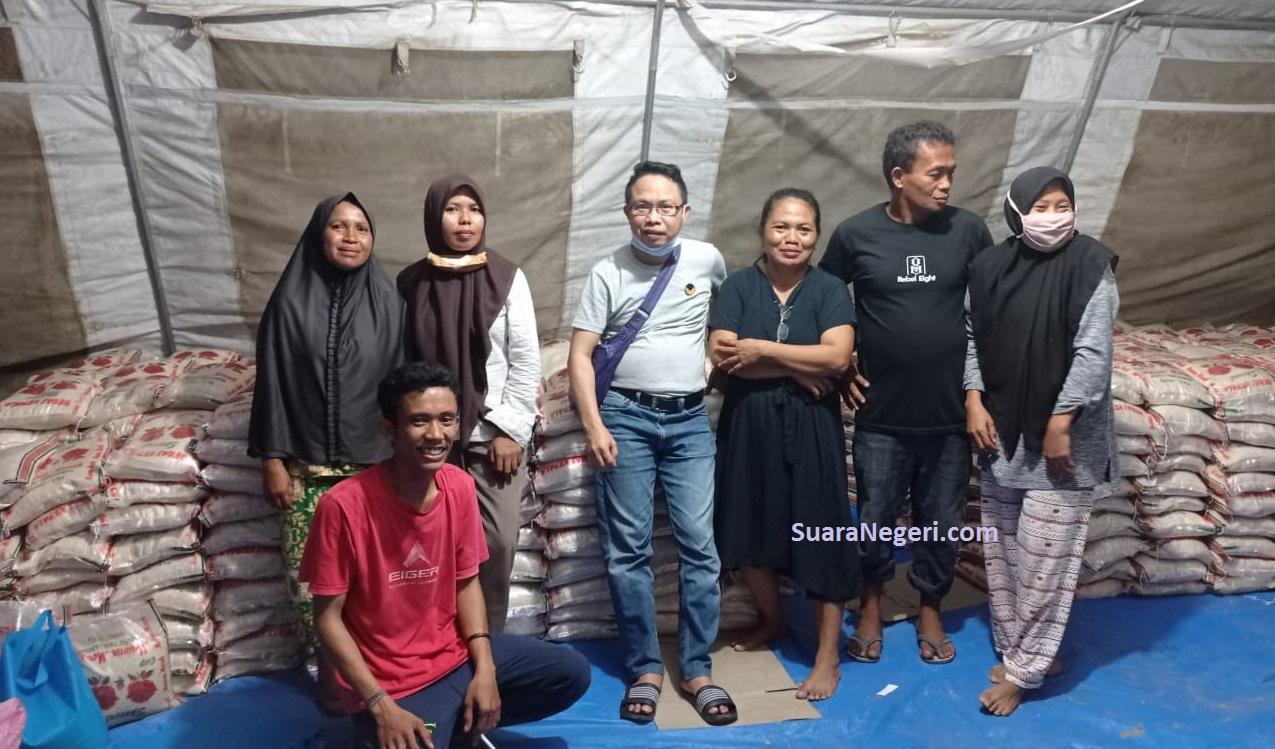 Wakil Ketua MPR-RI Lestari Moerdijat Besok Serahkan Paket Sembako Untuk Warga Palu, Sigi dan Donggala