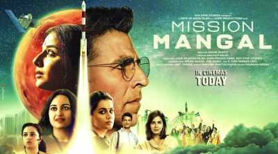 Mission Mangal Full Movies Download Hindi PreDVDRip 2019