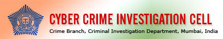 Logo of Cyber Crime Investigation Cell, Information Technology Act offences