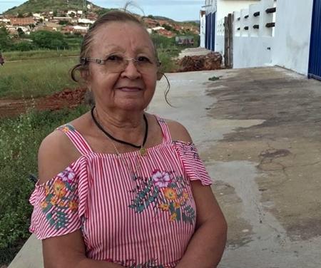 Parabéns para a ex-prefeita Antonieta Medeiros