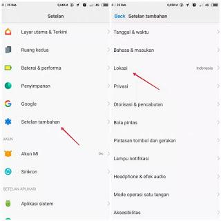 Cara Mengganti Font di Hp Xiaomi