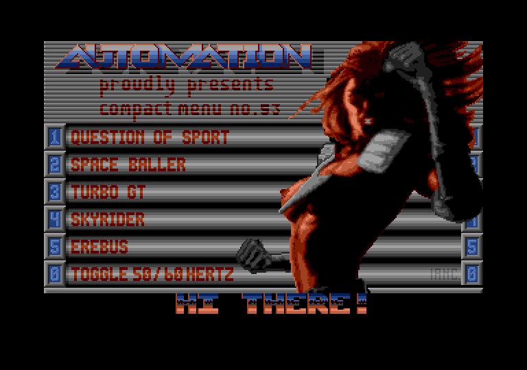 Retro Playthrus!: Atari ST Compacted Disk (CD) Scrollers