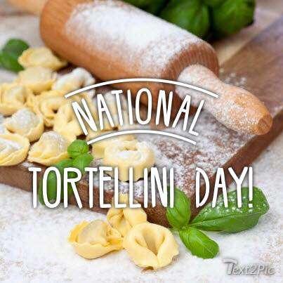 National Tortellini Day Wishes Photos