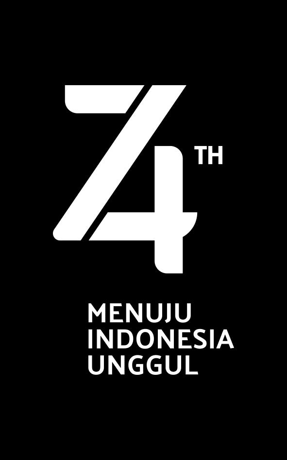 Logo 74 Tahun Indonesia Merdeka Png : tahun, indonesia, merdeka, Resmi, Kemerdekaan, Tanggal, Agustus, Tahun, Design