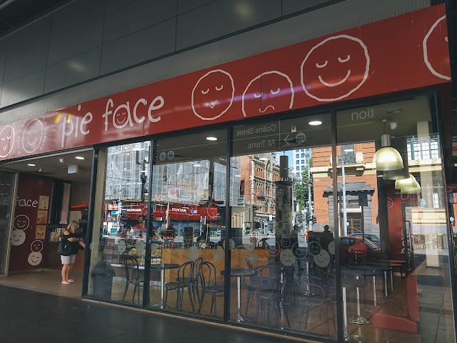 パイ・フェイス(Pie face)