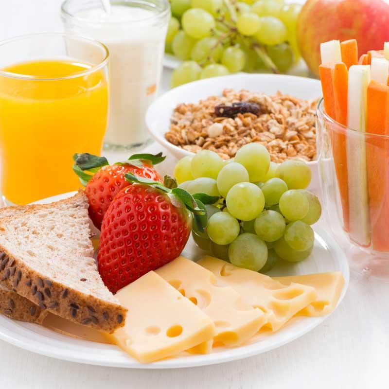 Жирный завтрак чтобы похудеть